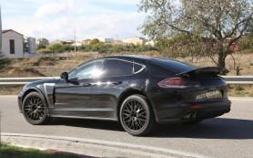 Новый Bentley Continental GT делают на базе Porsche
