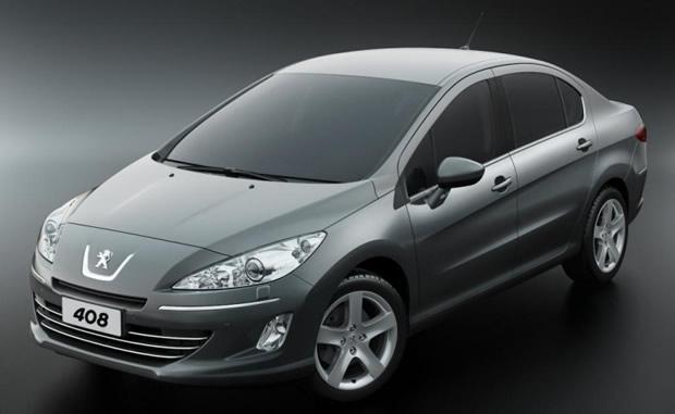 Peugeot 408 серия 16v Sportium