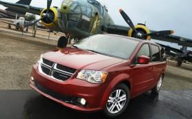 В России отзовут минивэны Dodge Journey и Grand Caravan