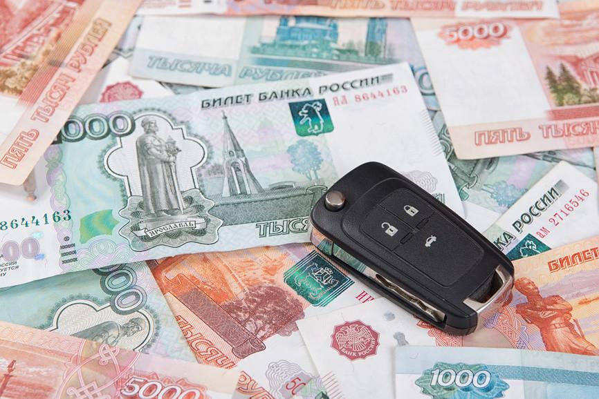 Авторынок России: цены растут, продажи падают