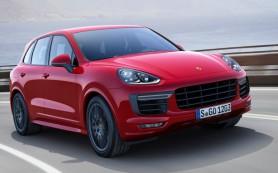 Продажи Porsche впервые превысили 200 тысяч машин