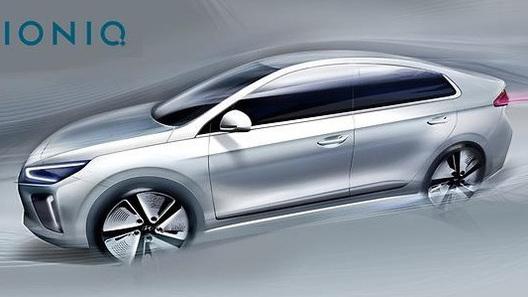 Hyundai продолжает дразнить мир своим эко-мобилем