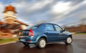 Старый Renault Logan превратится в новый «Москвич»