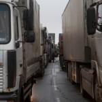 Дальнобойщики готовы ежедневно устраивать коллапс на дорогах
