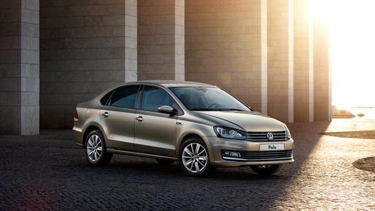 Российский Volkswagen Polo «подогреют» турбиной