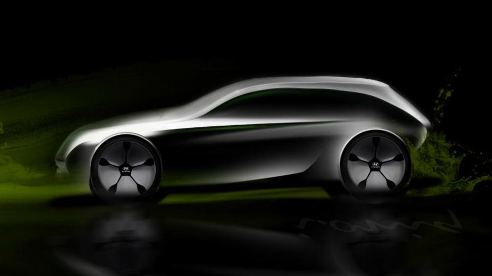 Hyundai разработает новый водородный вседорожник