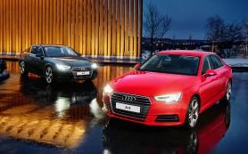 Audi назвала рублевые цены на A4 с двухлитровым дизелем