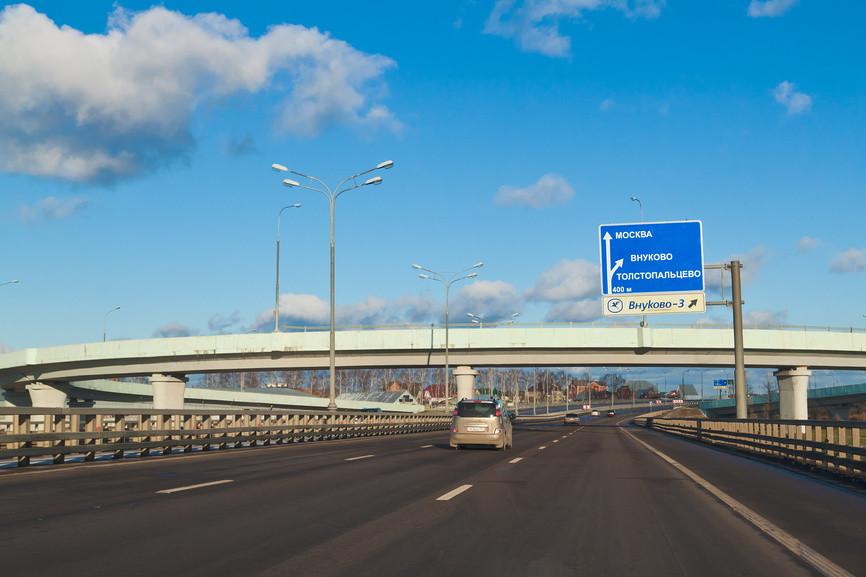 В Москве появится новое шоссе
