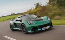 Lotus посадил спорткар Exige на жесткую диету