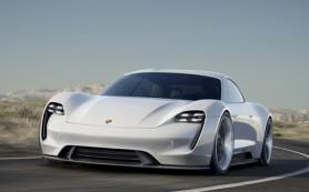 Porsche потратит миллиард долларов на электрический суперкар