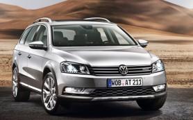 Volkswagen Passat Alltrack: Для богачей-экстремалов