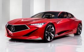 Acura показала дизайн будущих машин на 5,2-метровом хэтчбеке