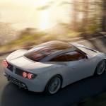 Компания Spyker привезет в Женеву электрический спорткар