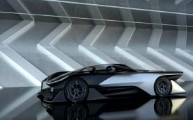 Компания Faraday Future показала 1000-сильного конкурента Tesla Model S