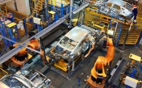 Производство легковых автомобилей в России упало на четверть