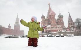 Мощный снегопад принесет в Москву многокилометровые пробки