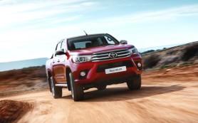 «Тойота» стала лидером мирового авторынка четвертый год подряд