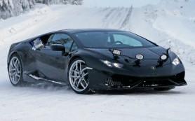 Компания Lamborghini начала тесты самой быстрой версии Huracan