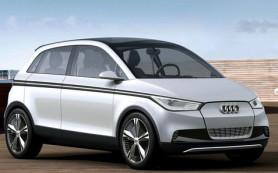 Audi готовит к выходу новый ультракомпактный хэтч