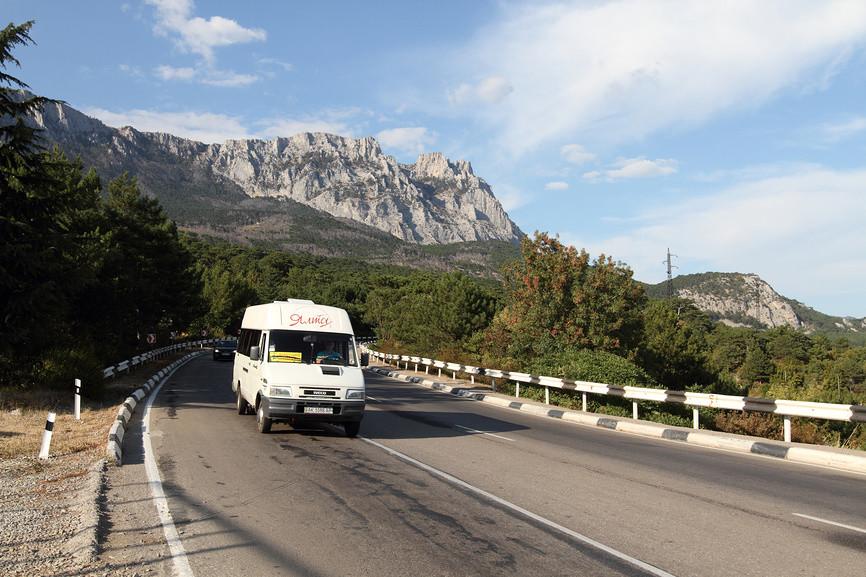 80% дорог Крыма не соответствуют стандартам