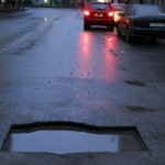 Провалы и ямы на дорогах Москвы: названа причина