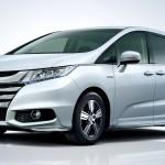 Минивэн Honda Odyssey стал гибридом