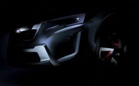Subaru собирается намекнуть на новое поколение кроссовера XV