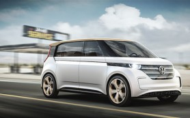 У Volkswagen появится электрический компактвэн