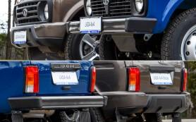У пятидверной Lada 4×4 появилась новая версия