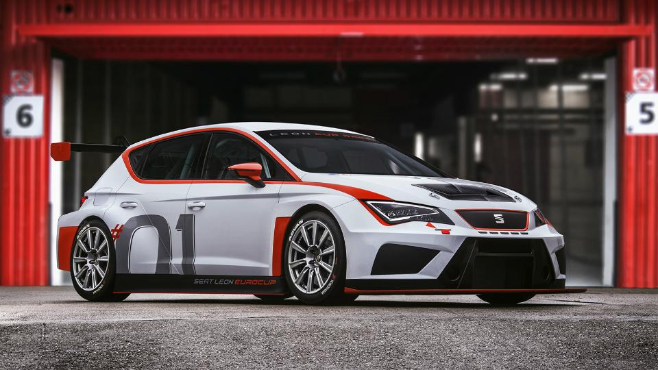 Seat Leon подготовили к кузовным гонкам