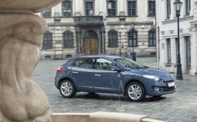 Renault Megane уходит из России