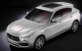 Первый кроссовер Maserati официально оскалил пасть