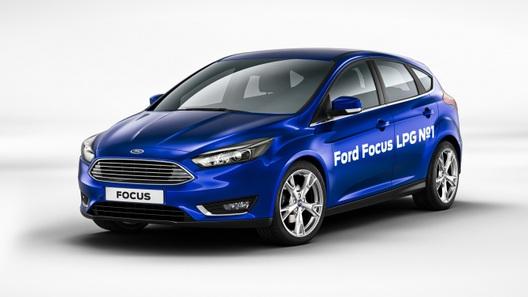 Российский Ford Focus перешел на газ