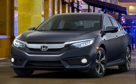«Хонда» остановит продажи и отправит в ремонт все новые Civic