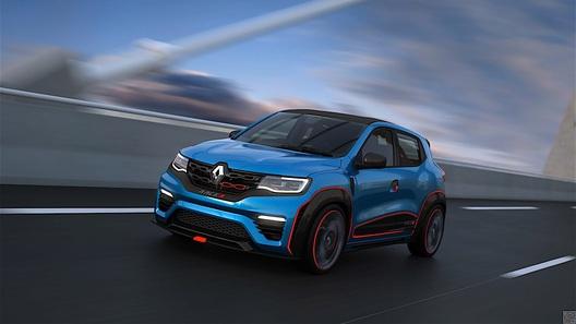 Самый дешевый Renault получил гоночную и вседорожную версии