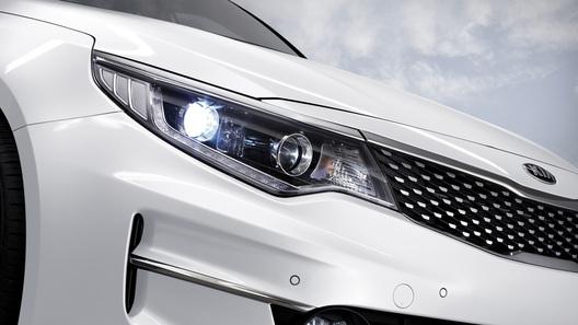 Kia запустила российские продажи новой Optima