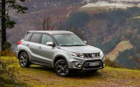В Россию привезли мощнейшую версию Suzuki Vitara