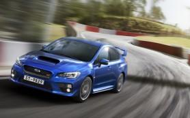 В России начались продажи Subaru за 4 миллиона