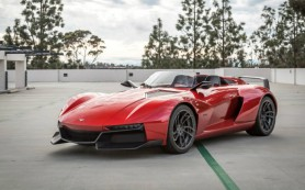 Суперкар Rezvani Beast получил карбоновый спорт-пакет