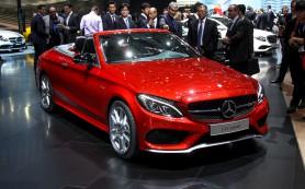 Mercedes порадовал кабриолетом