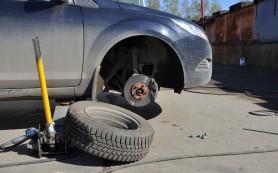 Замена резины: водителей попросили не спешить