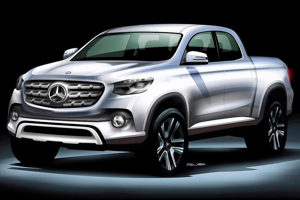СМИ раскрыли место презентации Mercedes Benz X-класса
