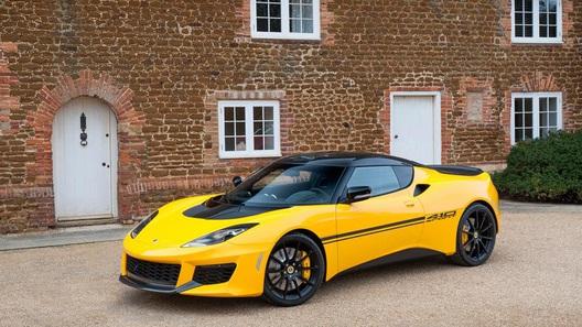 В России могут начаться продажи суперкаров Lotus