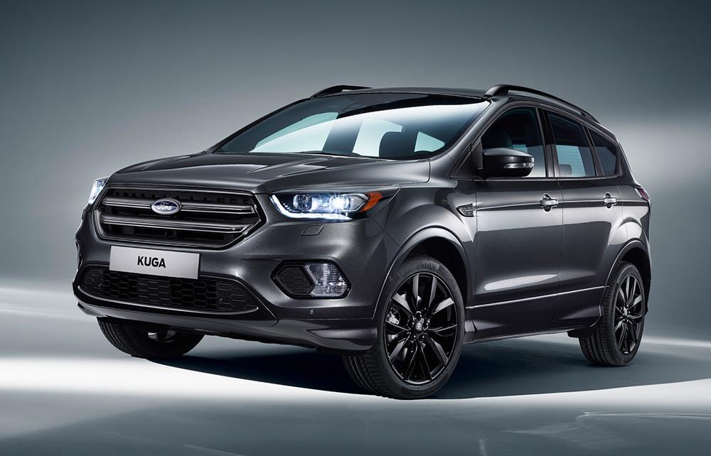 Обновлённый Ford Kuga: его привезут в Россию