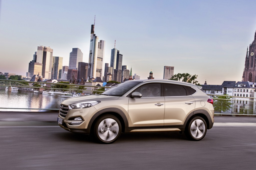 У Hyundai Tucson может появиться неожиданная версия