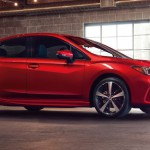 Subaru рассекретила новое поколение Impreza