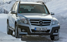 «Мерседес» отзовет в России шесть тысяч GLK и C-Class