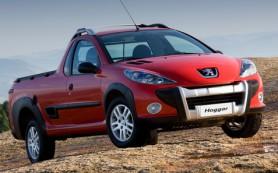 Альянс Peugeot-Citroen может выпустить полноценный пикап