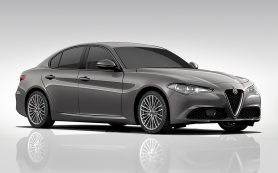 Компания Alfa Romeo начала производство модели Giulia