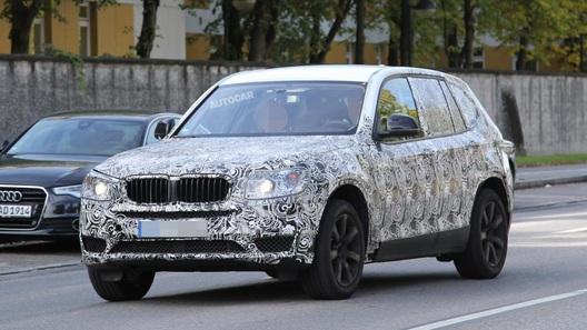 Новый BMW X3 станет более спортивным